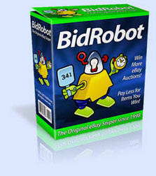 BidRobot eBay sniping program